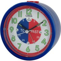 Lorus Kids Time Teacher Beep Alarm Clock - Blue