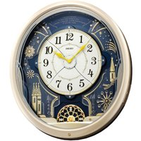 Seiko Melody in Motion Wall Clock