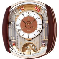 Seiko Melody in Motion Wall Clock - 12 Melodies