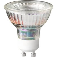 Wofi LED Lamp Bulb Transparent GU10 5W 350 Lumen 3000 Kelvin - 6 Pack
