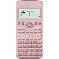 Casio GCSE Scientific Calculator with 276 Functions - Pink