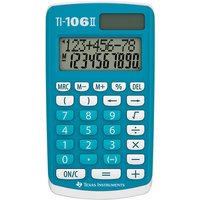 Texas TI106 II 4 Function Calculator