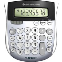 Texas TI1795SV Desk Calculator with Large Digits