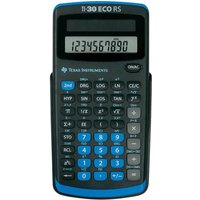 Texas TI30ECORS Battery Powered Scientific Calculator