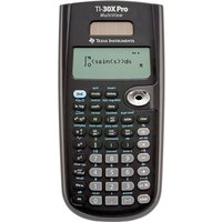 Texas TI30XPRO Advanced Scientific Calculator with Multi-Line Display