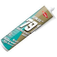 Dowsil 791 Silicone Sealant Brown 310ml