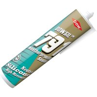 Dowsil 791T Silicone Sealant Translucent 310ml