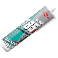 Dowsil 785N Silicone Sealant White 310ml