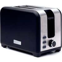 Haden 192912 Hove 2-Slice Toaster - Black