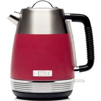 Haden 193889 Chiltern Berry 1.7L Kettle - Red