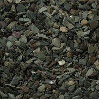 Meadowview Stone Green 20mm Garden Slate Chipping Bulk Bag