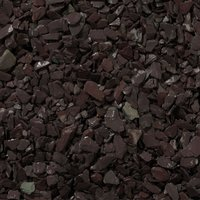 Meadowview Stone plum 20mm Garden Slate Chipping Poly Bag