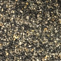 Shire Meadowview Stone 8-16mm Garden Pebbles Dove Grey - Poly Bags