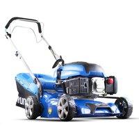 Hyundai HYM430SP 4-stroke Petrol Lawnmower Self Propelled 139 Cc 42cm Cutting Width