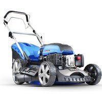 Hyundai HYM510SP 4-Stroke Petrol Lawnmower 196CC Self Propelled 51cm/20 inch Cutting Width