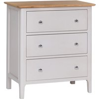 Northwood Notswood 3 Drawer Chest Of Drawers