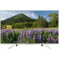 Sony XF7073 49 4K Smart TV - Silver