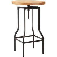 New Foundry Bar Table - Ash Veneer