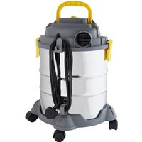 Work Expert Wet and Dry Vacuum Cleaner - 20L