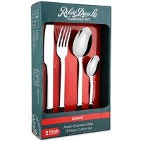 Robert Dyas 16-Piece Aspen Cutlery Set