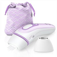 Braun BRAIPL3132 Silkexpert Pro 3 Latest Generation IPL Permanent Visible Hair Remover - White & Lilac