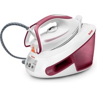 Tefal SV8012 Express Anti-Scale Steam Generator Iron - Red