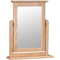 Cranbrook Natural Oak Trinket Mirror