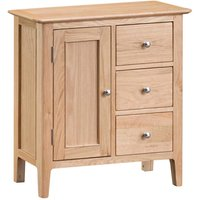 Cranbrook Natural Oak Combi Cupboard