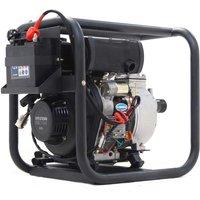 Hyundai DHYC50LE Electric Start Diesel Chemical Waste Pump