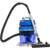 Geepas 1200W Dry and Wet Vacuum Cleaner - Blue