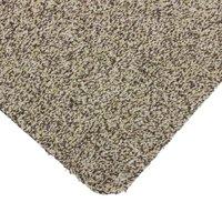 JVL 40x60cm Tanami Barrier Doormat - Beige