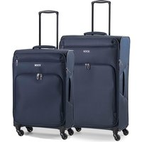 Rock Neo-Lite 2 Piece Nest 4W Lightweight Spinner Case - Navy