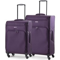 Rock Neo-Lite 2 Piece Nest 4W Lightweight Spinner Case - Purple