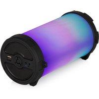 Akai 4W Small LED Lights Bluetooth Speaker