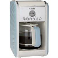 Ariete AR4205 Vintage 12-Cup 2000W Filter Coffee Maker - Blue