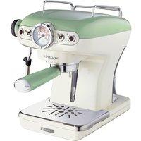Ariete AR8914 Vintage Espresso Coffee Maker - Green