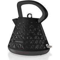 Morphy Richards 1.5L Pyramid Prism Kettle - Black