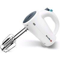Breville VFP075 5-Speed Hand Mixer - White