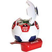 Koolatron Coca-Cola CCSB5 5-Can Football Electric Cooler - Multi