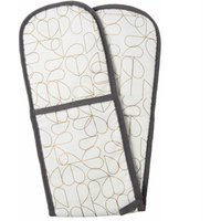 Beau & Elliot Champagne Edit Oyster Double Oven Gloves