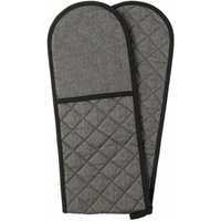 Beau & Elliot Champagne Edit Dove Double Oven Gloves