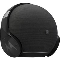 Motorola 2-in-1 Bluetooth Speaker & Wireless Over-Ear Headphones - Black
