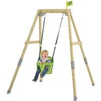 TP Toys Forest Acorn Growable Wooden Swing