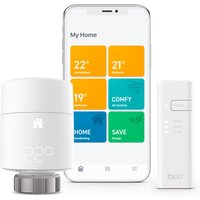 Tado Smart Radiator Thermostat Starter Kit V3+  For Vertical Mounting