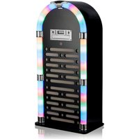 Itek Bluetooth Jukebox - Gloss Black