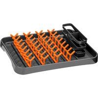 Premier Housewares Dish Drainer - Orange