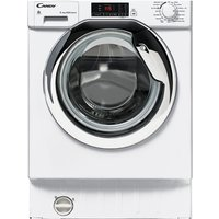 Candy CBWD8514DC 8kg/5kg Integrated Washer Dryer - White