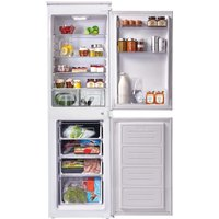 Candy BCBF 50 NUK Frost Free Static Integrated 50:50 NFC Fridge Freezer - White