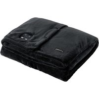 HoMedics HCMTRW210 Comfort Max Deluxe Cordless Heated Throw - Black