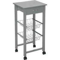 Hahn 5five Small Kitchen Trolley - Grey